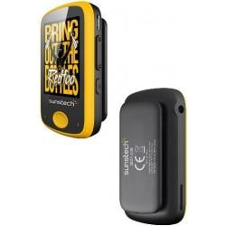SUNSTECH REPRODUCTOR MP3 IBIZA YELOW 4GB