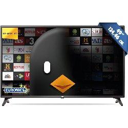 LG TV 49LJ614V 49