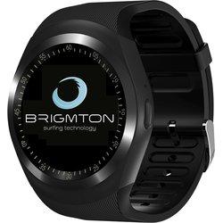 BRIGMTON SMARTWATCH BWATCHBT7N NEGR