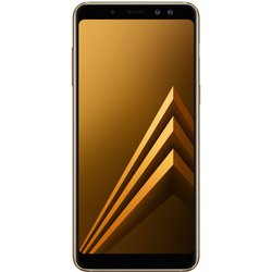 SAMSUNG TELEFONO GSM LIBRE A8 2018 GOLD