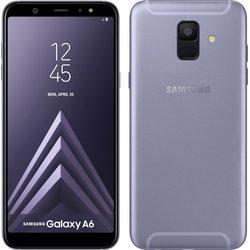 SAMSUNG TELEFONO GSM LIBRE A6 LAVANDA