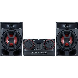LG EQUIPO MUSICAL CK 43 300W