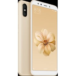 XIAOMI TELEFONO GSM LIBRE MI A2 GOLD