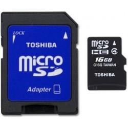 TOSHIBA TARJETA MEMORIA THN-M102K0160M2