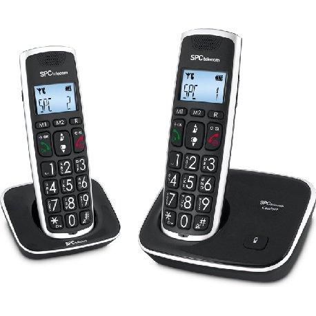 SPC INTERNET TELEFONO INALAMBRICO 7609N