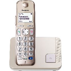 PANASONIC TELEFONO INALAMBRICO KX TGE 210 SPN