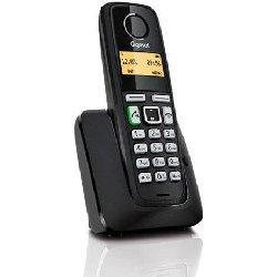 GIGASET TELEFONO INALAMBRICO A220 NEGRO