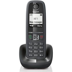 GIGASET TELEFONO INALAMBRICO AS405 NEGRO