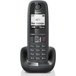 GIGASET TELEFONO INALAMBRICO AS405 NEGRO
