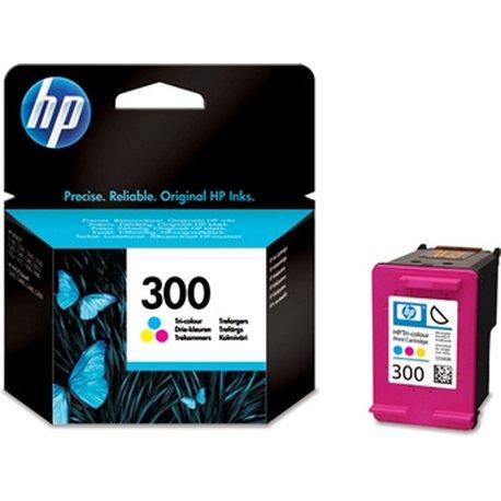 HP CONSUMIBLES DE IMPRESIÓN CC643EE Nº300