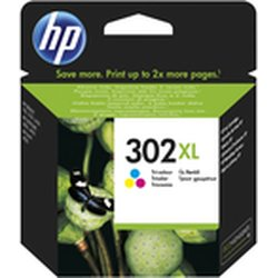 HP CONSUMIBLES DE IMPRESIÓN F6U67AEBL Nº302