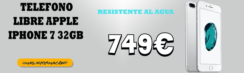 TELEFONO IPHONE 7 32GB