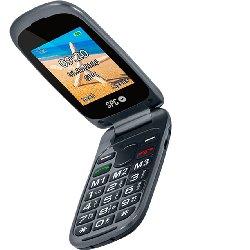 SPC INTERNET TELEFONO GSM LIBRE HARMONY BLACK