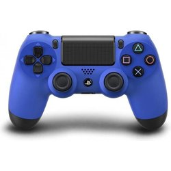 SONY AC CONSOLA DS4 WAVE BLUE