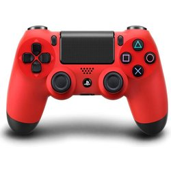 SONY AC CONSOLA DS4 MAGMA RED