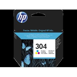 HP CONSUMIBLES DE IMPRESIÓN N9K05AE Nº304