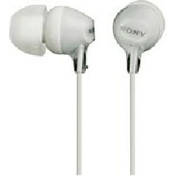 SONY AURICULARES MDR EX15APW