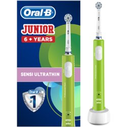 ORALB CEPILLO DENTAL D16 JUNIOR VERD