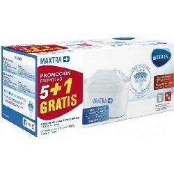 BRITA JARRA AGUA MAXTRA+PACK 5+1