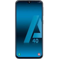 SAMSUNG TELEFONO GSM LIBRE A40 BLACK