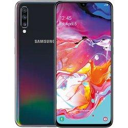 SAMSUNG TELEFONO GSM LIBRE A70 BLACK