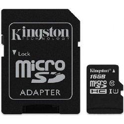 KINGSTON TARJETA MEMORIA SDCS/16GB