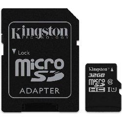 KINGSTON TARJETA MEMORIA SDCS/32GB
