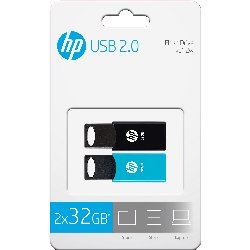 HP ACCESORIOS INFORMATICA HPFD212-32-TWIN