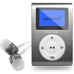 SUNSTECH REPRODUCTOR MP3 DEDALOIIIGY 8GB
