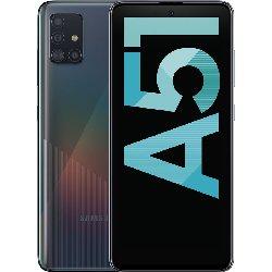 SAMSUNG TELEFONO GSM LIBRE A51 BLUE