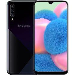 SAMSUNG TELEFONO GSM LIBRE A30S NEGRO