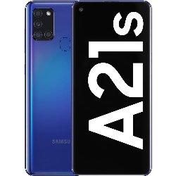 SAMSUNG TELEFONO GSM LIBRE A21S BLUE