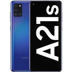 SAMSUNG TELEFONO GSM LIBRE A21S AZUL