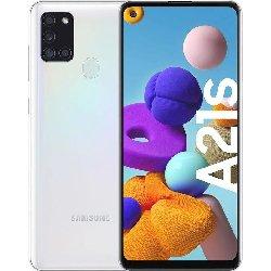 SAMSUNG TELEFONO GSM LIBRE A21S BLANCO