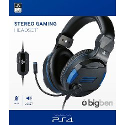 BIGBEN AC CONSOLA PS4OFHEADSETV3