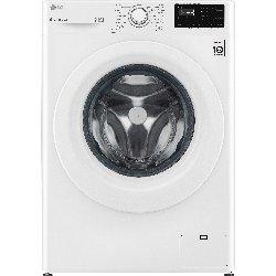 LG LAVADORA F4WV3008N3W