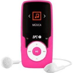 SPC INTERNET REPRODUCTOR MP3 8598P ROSA 8GB