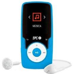 SPC INTERNET REPRODUCTOR MP3 8598A AZUL 8GB