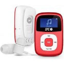 SPC INTERNET REPRODUCTOR MP3 8644R 4GB