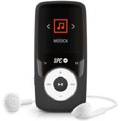 SPC INTERNET REPRODUCTOR MP3 8598N NEGRO 8GB