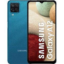 SAMSUNG TELEFONO GSM LIBRE A12 BLUE